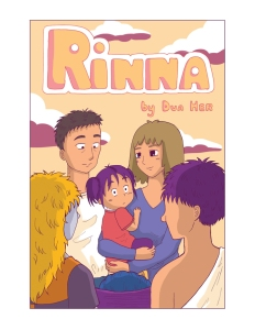 """""""Rinna"""" Cover"""