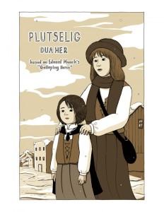 """""""Plutselig"""" Cover"""