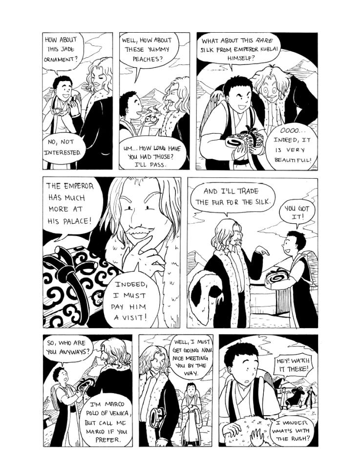 """""""Wayfaring Stranger"""" Page 4 of 5"""