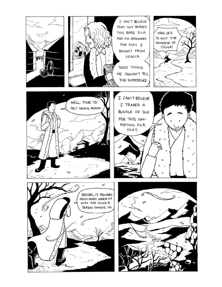 """""""Wayfaring Stranger"""" Page 5 of 5"""