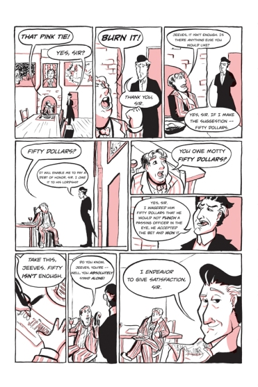 Jeeves and the Unbidden Guest - Page 12 of 12