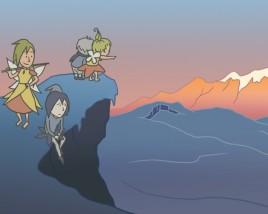 Fairy Illustration 2