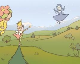 Fairy Illustration 1