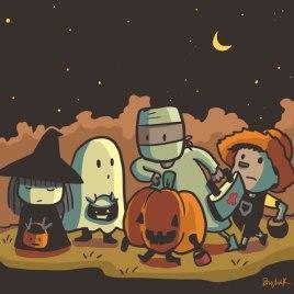 O' Halloween Night