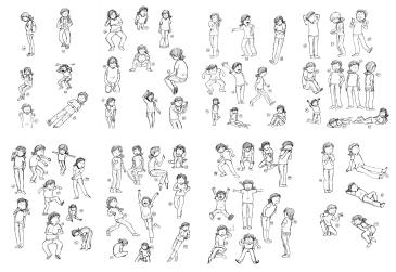 Duab Sketches