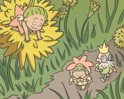 Fairy Illustration 3