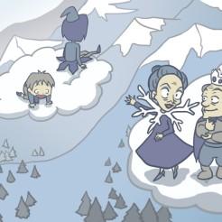Fairy Illustration 4