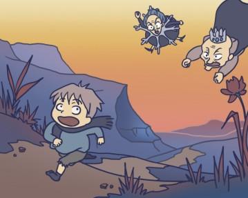 Fairy Illustration 6