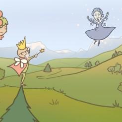 Fairy Illustration 7