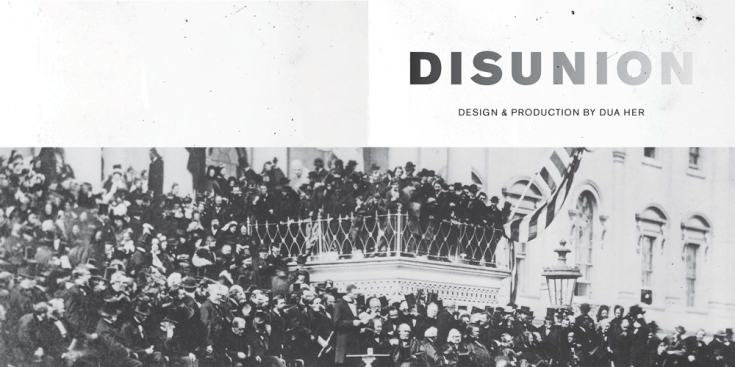 Disunion Booklet Cover