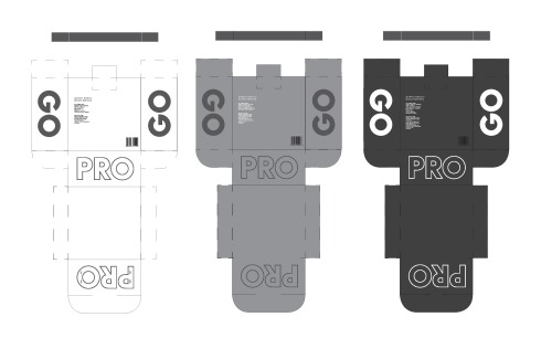 GoPro Repackaging Design 3