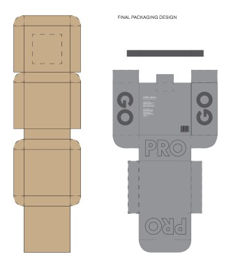 GoPro Repackaging Design 2