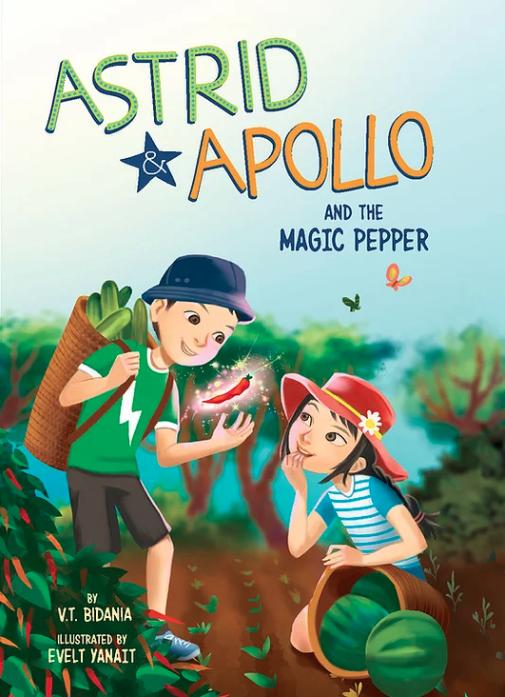 magic pepper